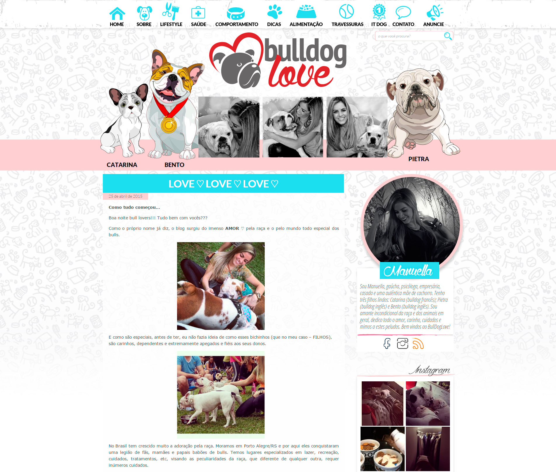 Bulldog-Love